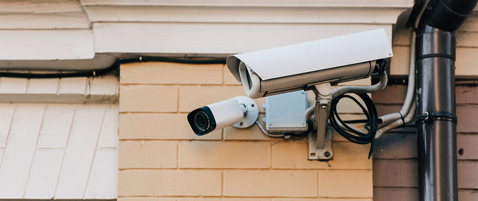 Best Places to Put Security Cameras